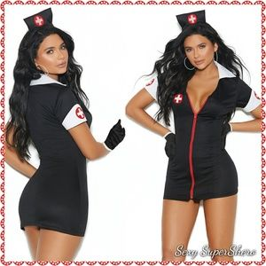 🆕JUST IN! After🌃/Night Nurse 3 Pc Costume!